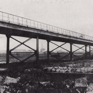 新・ひろかずのブログ(17) 旧加古川大橋とその跡の橋げたの土台