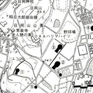 加古川町大野探検(7) 日岡古墳探索(2)     日岡山古墳