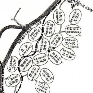 加古川町旧鳩里村探検(1) 木村