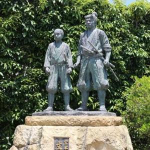 加古川町旧鳩里村探検(7) 木村(7)・宮本武蔵の年譜