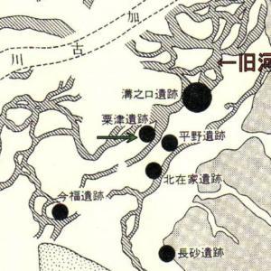 加古川町旧鳩里村探検(28) 粟津(1) 粟津は、『風土記』の登場する古い村