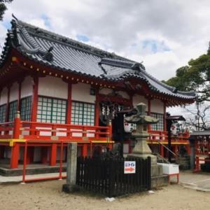 加古川町旧鳩里村探検(30) 粟津(3) 粟津神社