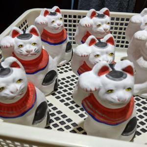 丸〆猫(まるしめのねこ)昭和戦前風