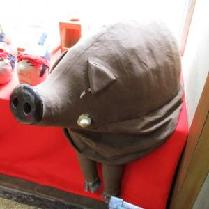 てんてれつくの猪