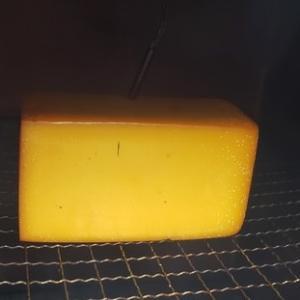 9月24日 チーズの燻製