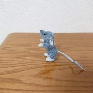 生徒さんの作品 小さな小さなネズミ君