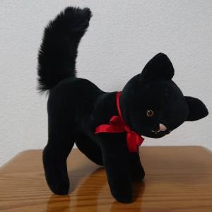 生徒さんの作品 黒猫さん