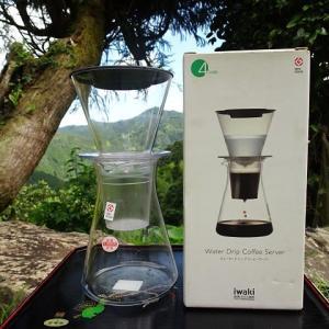 iwakiの ウォータードリップコーヒーサーバー