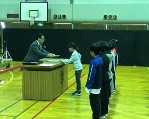 10月全校朝会