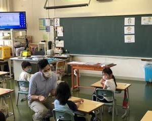1年生外国語授業