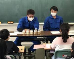 JA出前授業(米作りについて)