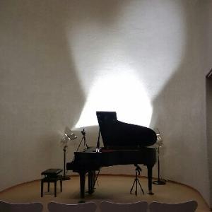 ピアノの発表会に出ていました。@近江楽堂