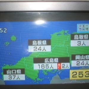 【国内感染】25日は新たに803人感染確認 2人死亡
