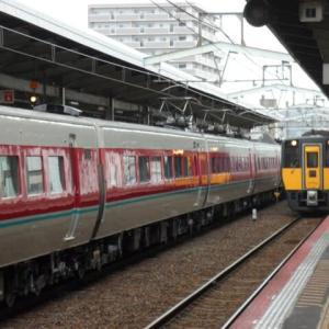 車庫に停まっている電車が舞台 一畑電車が2年ぶりに「BATADEN MODEL撮影会」開催  島根県出雲市