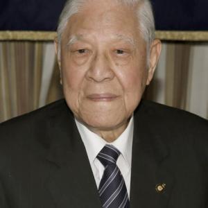 台湾、李登輝元総統の病状悪化 政権幹部が見舞い