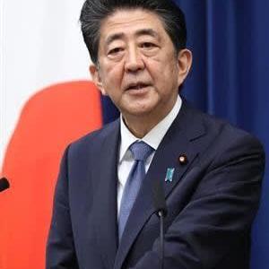 仰天変化? 朝日新聞の世論調査「安倍政権を評価」70%超に! 八幡和郎氏「今までは数字が低くなる質問してきた」