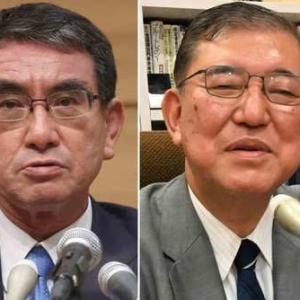「河野・石破連合」で圧勝狙う 安倍・麻生氏と亀裂も―自民党総裁選