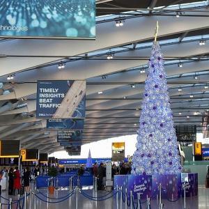 最近のヒースロー空港