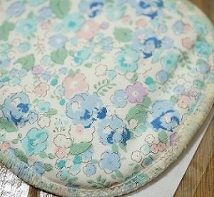 オーガニックコットンの布ナプキンがお気に入り。新しく買い替えました。
