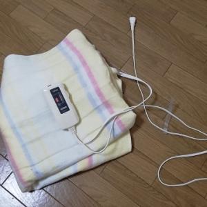 【寝室】冬の必需品だった防寒アイテムをようやく手放せました。