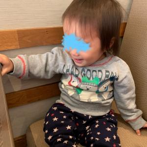 健太郎さん1歳5ヶ月