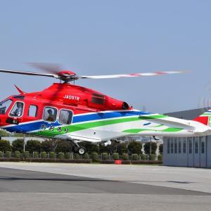 【やはりAW139でしたー!w】県防災ヘリ 新機体の入札