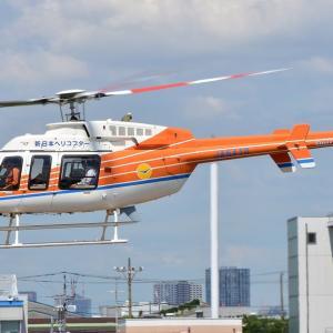 【新日本ヘリはほぼBELL寄り。】ベルヘリコプター、新日本ヘリよりベル407GXiを2機受注