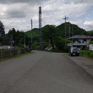 2020年 トレラン 3日目 橋本山~日和田山縦走