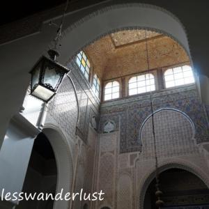 ヨーロッパ周遊旅行回想録(17)憧れのモロッコを行く⑦メクネス観光~いざフェズへ