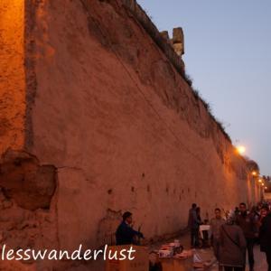 ヨーロッパ周遊旅行回想録(16)憧れのモロッコを行く⑥内陸の古都メクネスへ
