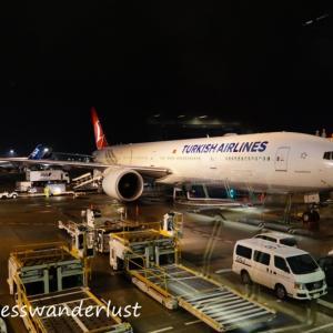 ヨーロッパ周遊旅行回想録(2)飛んでイスタンブール~トルコ航空・TK53便 NRT→IST 搭乗記
