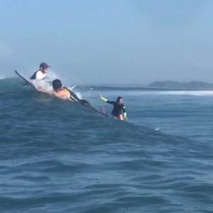バリsurf trip