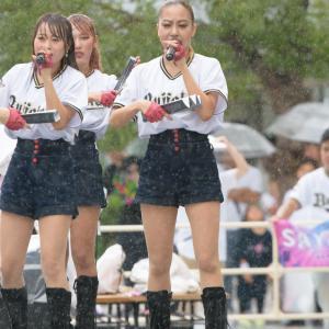 2019/9/23 BsGirls CHAL・SAYAKA・MOEKA
