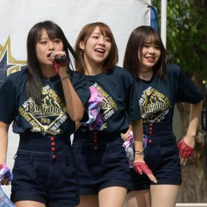2019/9/16 BsGirls SATAKA・MIYU・NATSU