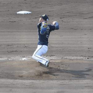2019/10/20 オリックスバファローズ 山岡泰輔投手