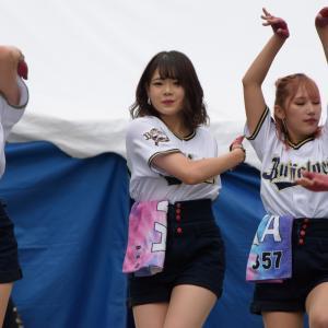 2019/9/28 BsGirls PERFORMER NATSU・MOEKA