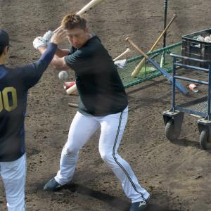 2019/10/20 オリックスバファローズ 杉本裕太郎外野手