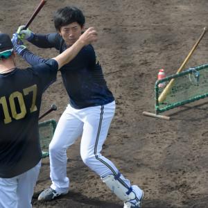 2019/10/20 オリックスバファローズ 鈴木昂平内野手