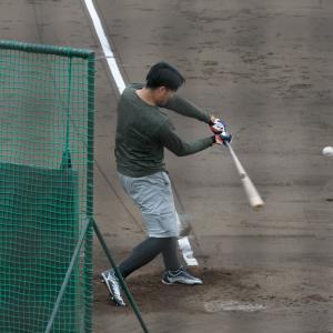 2020/1/19 オリックスバファローズ 佐藤優悟外野手