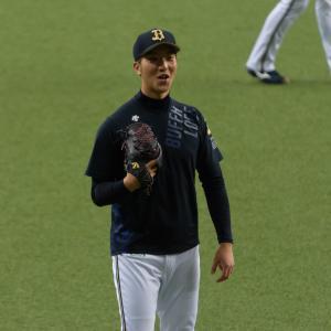 2019/7/3 オリックスバファローズ 田嶋大樹投手