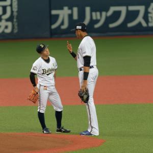 2019/7/3 オリックスバファローズ 福田周平内野手・スティーブンモヤ外野手