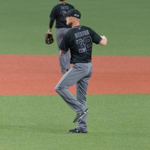 2019/9/14 オリックスバファローズ ブランドン・ディクソン投手