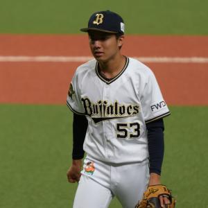 2019/9/23 オリックスバファローズ 宜保翔内野手