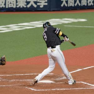 2019/9/23 福岡ソフトバンクホークス 柳田悠岐外野手