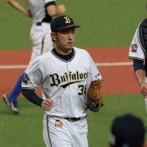 2019/9/24 オリックスバファローズ 小島脩平内野手