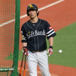 2020/7/15 福岡ソフトバンクホークス 明石健志内野手