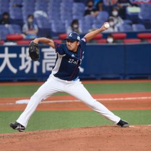 2020/9/18 埼玉西武ライオンズ 小川龍也投手