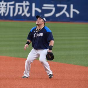 2020/9/19 埼玉西武ライオンズ 山川穂高内野手