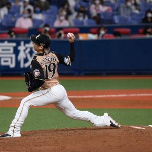 2020/9/27 北海道日本ハムファイターズ 金子弌大投手