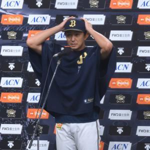 2020/9/30 オリックス・バファローズ 増井浩俊投手